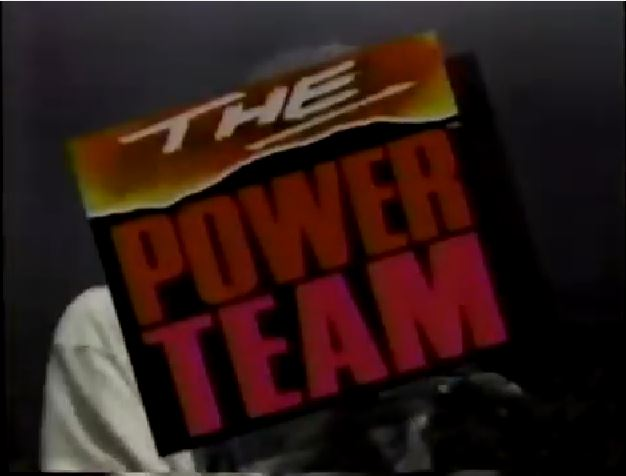 The Power Team | Logopedia | FANDOM powered by Wikia