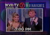 WVII-TV Wheel of Fortune promo 1990-91