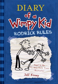 200px-Diary of a Wimpy Kid Rodrick Rules