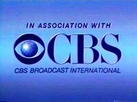 CBS Broadcast International In Association With