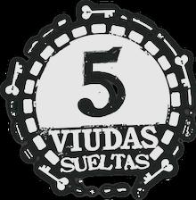 Cinco viudas logo