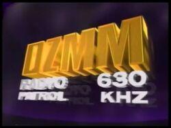 DZMM 630 1997 (Sticker)