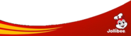 Jollibee banner 2006 sloganless