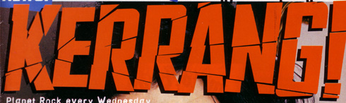 Kerrang old logo