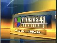Kwex noticias univision 41 5pm package 2006