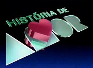Novela História de Amor 1995