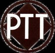 PTT logo 1935-1950