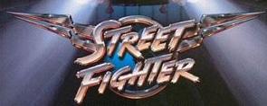 Street Fighter movie logo