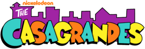 The Casagrandes final logo
