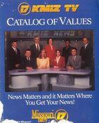 The KMIZ Catalog of Values