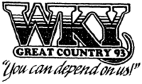 WKY Great Country 93 - 1998