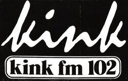 101.9 KINK FM 102