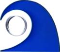 Azul Televisión (Logo 1999)