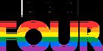 BBC Four Gay Brittania logo 2017