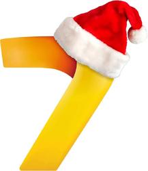 Canal Siete Jujuy (Logo navideño)