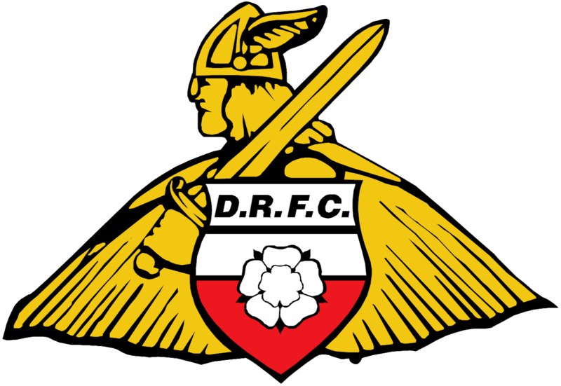 Doncaster Roversbadge