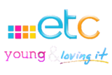 ETC Young & Loving It Logo 2011