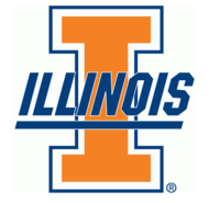 Fighting Illini Primary Logo