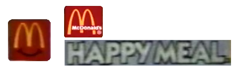 Happy Meal logo 1992