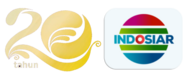 Indosiar 20 tahun logo 1