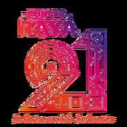 Indosiar 21 Tahun Anniversary Theme