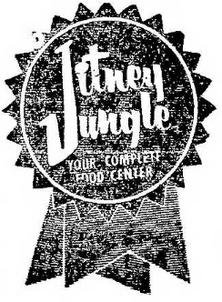Jitney Jungle - 1950s -March 31, 1957-