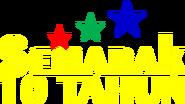 Logo Semarak 10 Tahun Indosiar