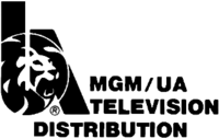 MGM UA Television Distribution 1982