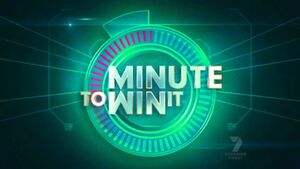 Minute to Win It (AUS)