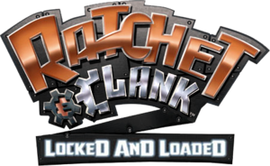 Ratchet & Clank - Locked and Loaded