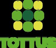 Tottus logo 2006 apilado sin HIPERMERCADO