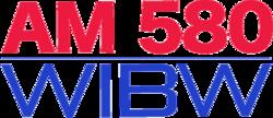 WIBW (AM) logo