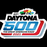2021 Daytona 500 Logo