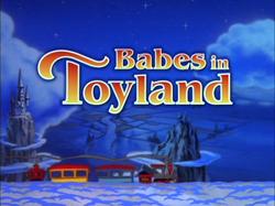 Babes in Toyland 1997 movie logo