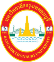 Bangkokthonburi University Logo