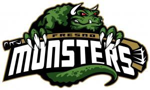 Fresno Monsters Logo 2