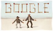 "Google 30th Anniversary of Film ""Kin-Dza-Dza!"""