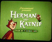 Herman and Katnip 1955