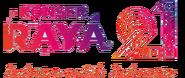 Indosiar 21 Tahun Anniversary Theme Vertical