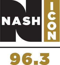 KBZU 96.3 Nash Icon