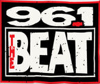 KIBT-FM 96-1 The Beat logo