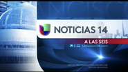 Kdtv noticias univision 14 6pm package 2013