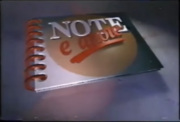 Note e Anote (1997)