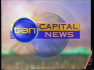Ten Capital News late 90s