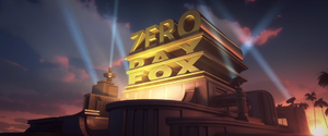 Zero Day Fox CinemaScope
