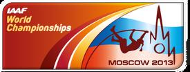 2013 World Championships in Athletics logo