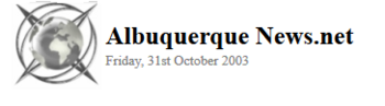 Albuquerque News.Net 2003
