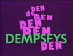 Dempsey's Den 1989 logo