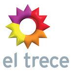 El trece logo