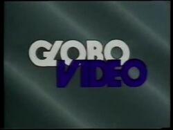 Globo Video Logo 1984